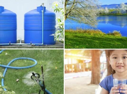 Резервеори за вода